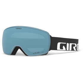 Giro Agent Gogle Mężczyźni, black/vivid royal/vivid infrared